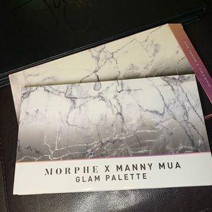Morphe x Manny MUA palette